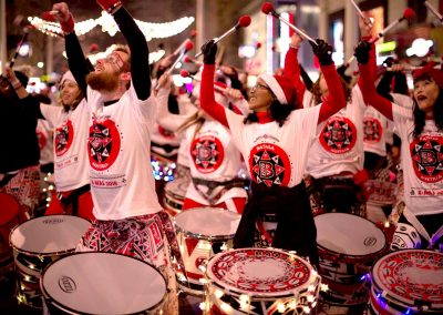 Batala Parade in Wien